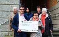 Geseke: Spenden für Flüchtlinge