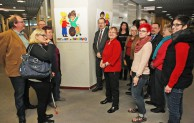 Ausstellung zu Kinderrechten im Kreishaus eröffnet