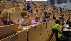 Kinderuni Siegen: Jetzt geht's wieder los