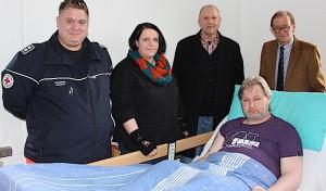 MS-Kranker sucht acht Monate nach einer Wohnung