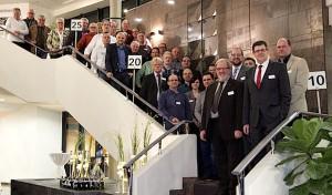 Langjährige Betriebszugehörigkeit: MeisterWerke ehren Jubilare