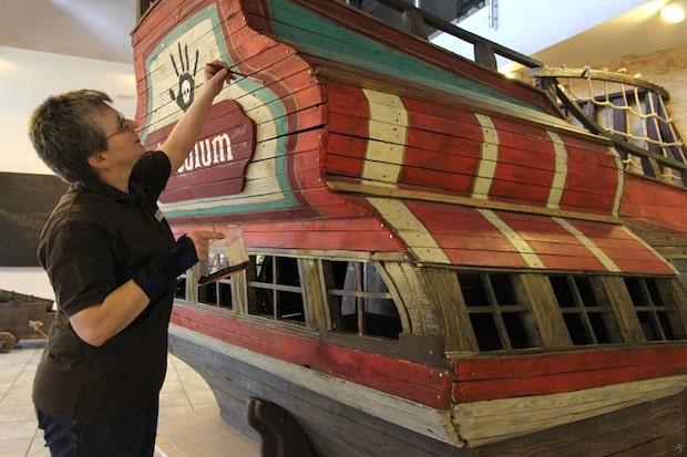 """Photo of Aktionstag """"Piraten!"""" am 8. März im Museum Wilnsdorf"""