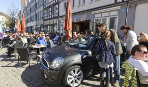 "Noch mehr Autos beim Soester ""Altstadtfrühling"""