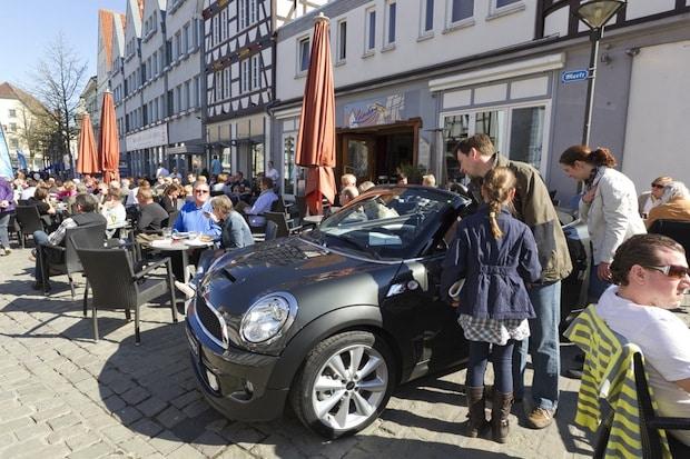 """Photo of Noch mehr Autos beim Soester """"Altstadtfrühling"""""""