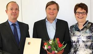 Karl-Josef Luke in den Ruhestand verabschiedet