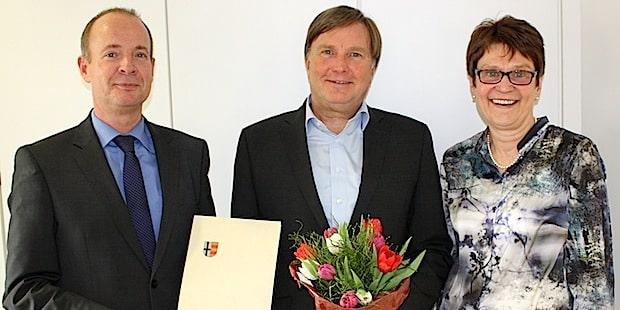 Photo of Karl-Josef Luke in den Ruhestand verabschiedet