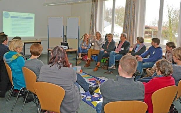 Workshops boten Vorzeige-Beispiele für schulische Inklusion (Foto: Anja Besse/Kreis Soest).
