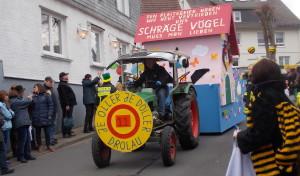 Altweiberumzug Drolshagen 2015: Fotos und Video