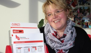 Neue Kundenberaterin: Andrea Kotis
