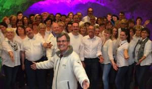 Festspielchor probt für seine ersten Auftritte – Stimmbildung am 15. März
