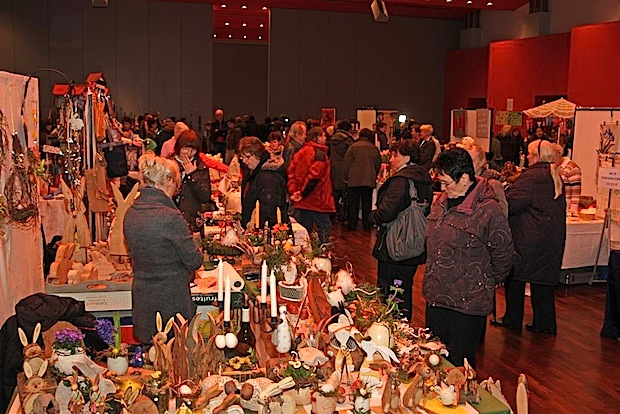 Photo of 17. Kreativmarkt in der Attendorner Stadthalle