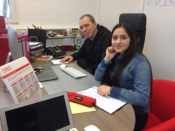 Photo of Maria Özmen – Berufsorientierung als Praktikantin