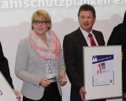 <b>Marketing-Club Siegen zeichnet RITTAL mit dem Marketing-Award aus</b>