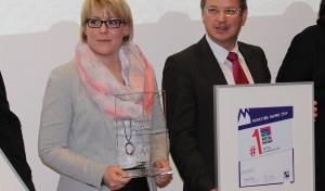 Marketing-Club Siegen zeichnet RITTAL mit dem Marketing-Award aus