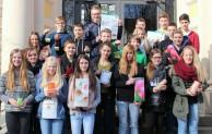 "Schülerfirma ""Mülldesign"" nimmt am Attendorner Kreativmarkt teil"