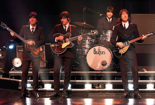 """Photo of """"All you need is love"""": Das Beatles-Musical in Siegen"""