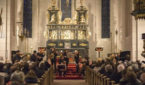 Musik und Ballett in der Propsteikirche