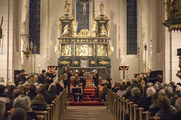 Photo of Musik und Ballett in der Propsteikirche