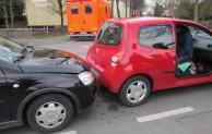Werl: Auffahrunfall mit zwei Verletzten