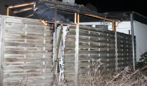Lippstadt: Verdacht auf Brandstiftung