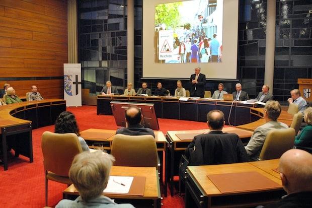 """Photo of """"Wir gestalten gemeinsam"""": Rückhalt für Weiterentwicklung der Fußgängerzone"""