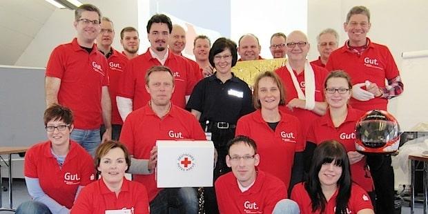Photo of Sparkasse hat 19 neue betriebliche Ersthelfer