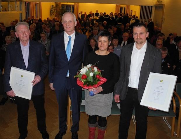 Photo of Volles Burbacher Bürgerhaus beim Jahresempfang
