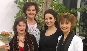 Musikalisch-literarischer Abend zum Internationalen Frauentag