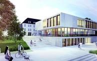 """Architekten-Wettbewerb """"Erweiterung Berufskolleg Kreis Olpe, Standort Attendorn"""" entschieden"""