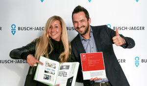 Busch-Jaeger-Website zweifach ausgezeichnet