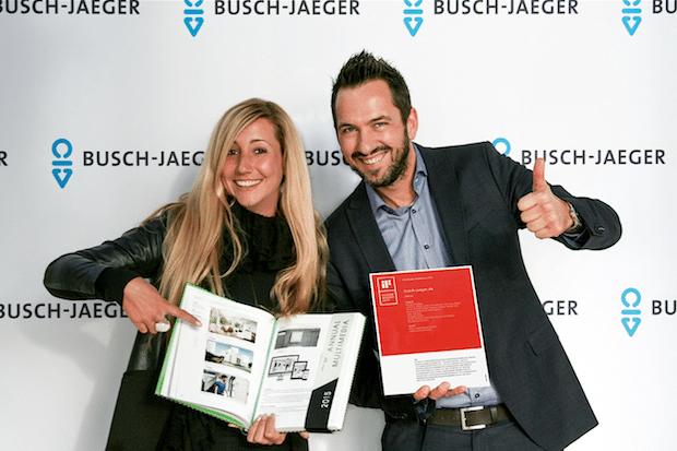 Photo of Busch-Jaeger-Website zweifach ausgezeichnet