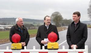 Freie Fahrt zwischen Garbeck und Küntrop