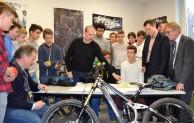 Projekt LenneSchiene: Planungen für Dirtbike-Anlage in Letmathe vorgestellt