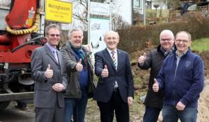 Telekom setzt ALL-IP-Ausbau in der Gemeinde Finnentrop fort