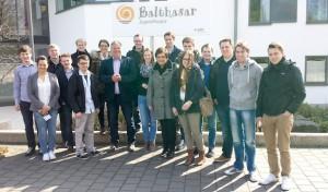JU Hochsauerland besucht Kinderhospiz in Olpe