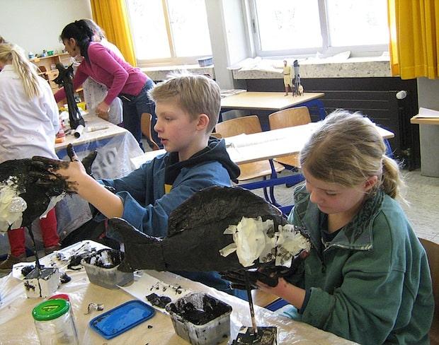 """Photo of Neuauflage des Förderprogramms """"Kultur und Schule"""""""