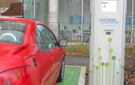Elektromobilität Thema im Kreishaus
