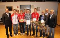 Stadt Netphen ehrte Sportler des Jahres