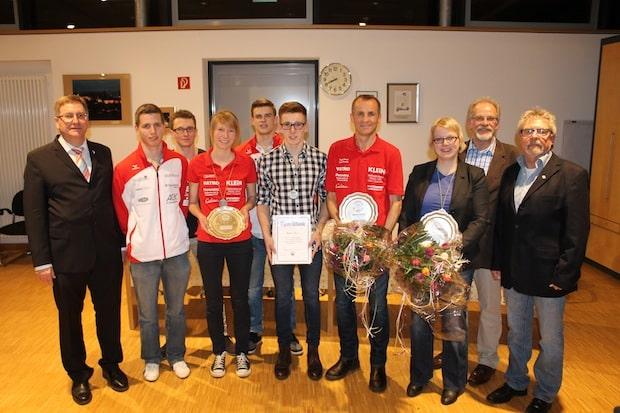 Photo of Stadt Netphen ehrte Sportler des Jahres