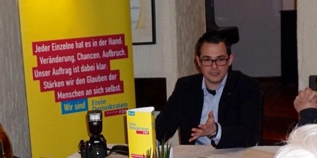 Photo of Ortsparteitag der Freien Demokraten Meinerzhagen