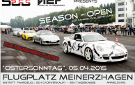 SuperCarClub500: Season-Open am Ostersonntag in Meinerzhagen