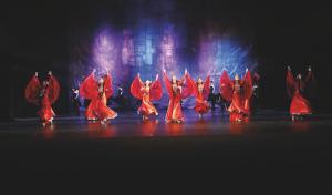 """""""Fire of Georgia"""": Die Tanzsensation aus dem Kaukasus in höchster Vollendung"""