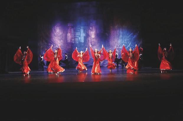 """Photo of """"Fire of Georgia"""": Die Tanzsensation aus dem Kaukasus in höchster Vollendung"""