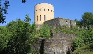 Ginsburg-Turm in Hilchenbach wieder zugänglich