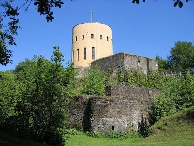 Photo of Ginsburg-Turm in Hilchenbach wieder zugänglich
