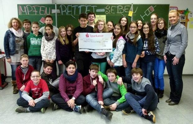 Photo of Impfstandserfassung: Realschule Marsberg mit höchster Teilnehmerzahl