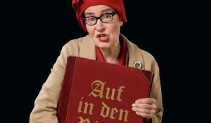 """Marlene Jaschke: """"Auf in den Ring!"""""""