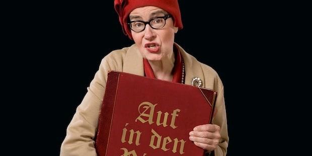 """Photo of Marlene Jaschke: """"Auf in den Ring!"""""""