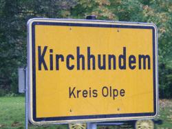 <b>K 19 von Silberg nach Brachthausen gesperrt</b>