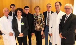 Feierstunde zum 50. Jahrestag des Kredenbacher Krankenhauses